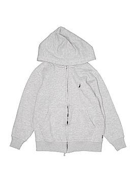 Nautica Zip Up Hoodie Size 8