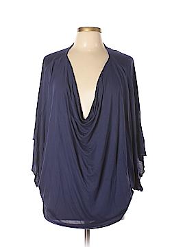 Debbie Katz 3/4 Sleeve Top Size M