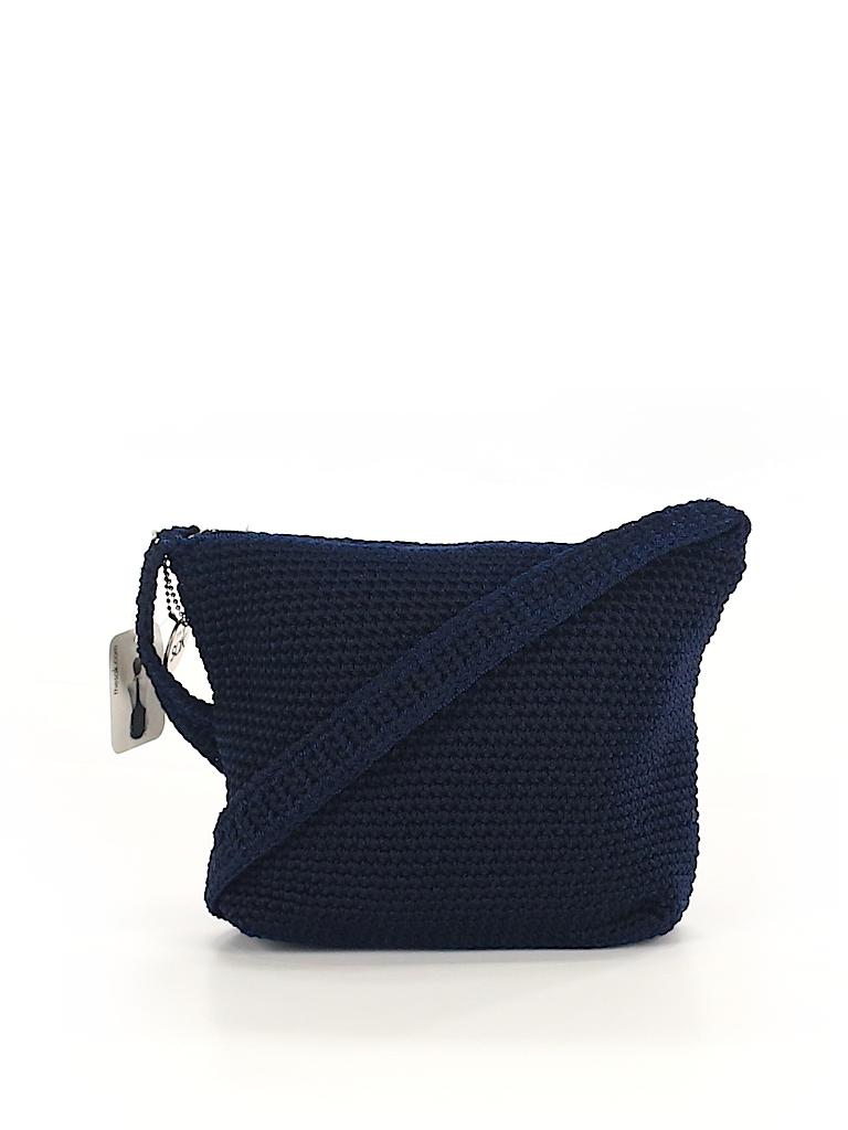 The Sak Solid Navy Blue Crossbody Bag One Size 65 Off Thredup