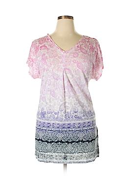 J.jill Short Sleeve Top Size XL
