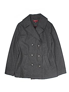 Merona Wool Coat Size L