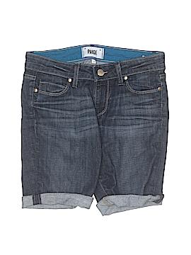 Paige Denim Shorts 24 Waist
