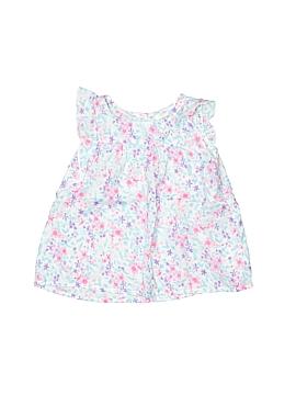OshKosh B'gosh Short Sleeve Blouse Size 24 mo