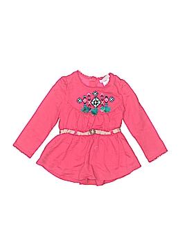 Little Lass Long Sleeve Blouse Size 24 mo