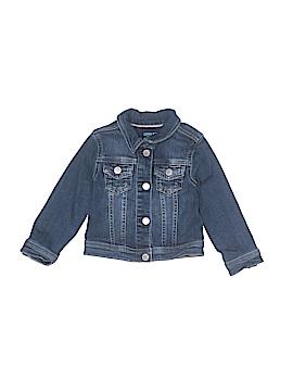Genuine Baby From Osh Kosh Denim Jacket Size 2T