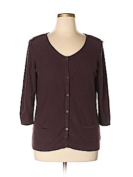 Liz Claiborne Cardigan Size XL (Petite)