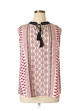 Tua Sleeveless Blouse Size 1X (Plus)