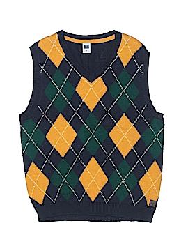Janie and Jack Sweater Vest Size 6