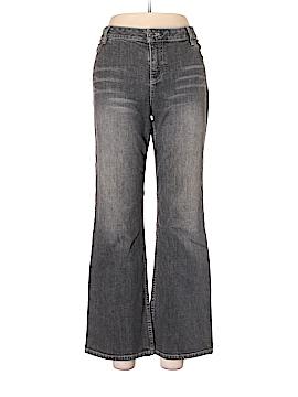 J.jill Jeans Size 12 (Petite)