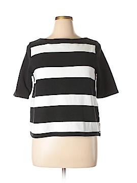 Lauren by Ralph Lauren Short Sleeve Top Size XL