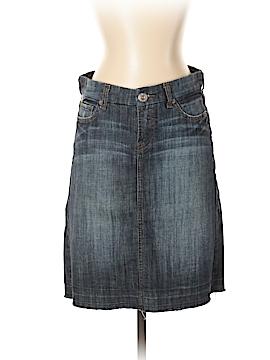 !It Jeans Denim Skirt 26 Waist
