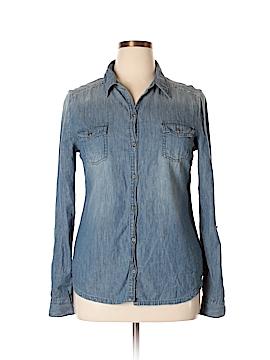 L.e.i. Long Sleeve Button-Down Shirt Size XL