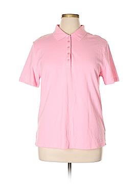 Kim Rogers Signature Short Sleeve Polo Size XL