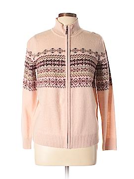 Van Heusen Wool Cardigan Size M