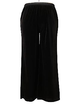 Coldwater Creek Velour Pants Size 18 (Plus)