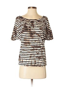 Stem Short Sleeve Top Size S