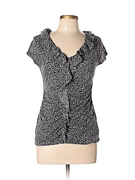 Halogen Short Sleeve Top Size L