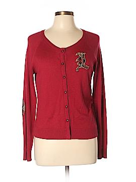 L.A.M.B. Silk Cardigan Size L