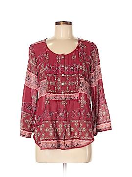 Ralph Lauren 3/4 Sleeve Blouse Size M