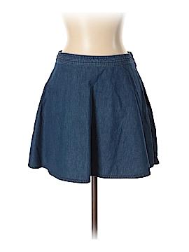 Forever 21 Denim Skirt Size S
