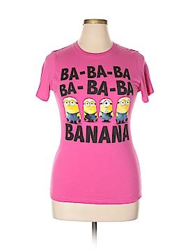 Hybrid Apparel Short Sleeve T-Shirt Size XL