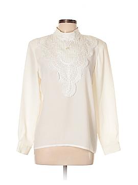 Kathy Che Long Sleeve Blouse Size 12