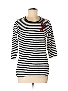 Quacker Factory 3/4 Sleeve T-Shirt Size XS