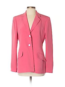 Rena Rowan Silk Blazer Size 4