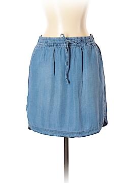Merona Denim Skirt Size S