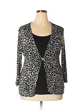 Choices 3/4 Sleeve Top Size XL