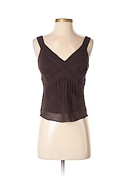 Studio M Sleeveless Silk Top Size XS