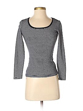 TALLY WEIJL Long Sleeve T-Shirt Size XS