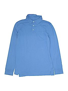 Crewcuts Long Sleeve Polo Size 14