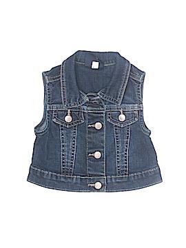 Genuine Kids from Oshkosh Denim Vest Size 18 mo