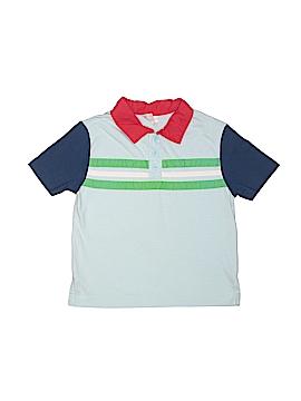 Hanna Andersson Short Sleeve Polo Size 120 (CM)