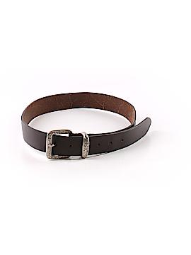 New York & Company Leather Belt Size S