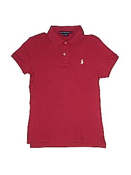 Ralph Lauren Sport Short Sleeve Polo Size S (Youth)