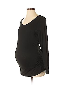 Liz Lange Maternity Long Sleeve T-Shirt Size S (Maternity)
