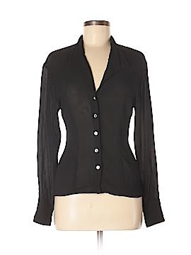 Bebe Long Sleeve Blouse Size P