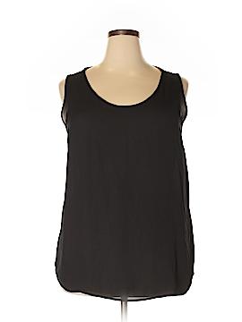 Deb Sleeveless Blouse Size 3X (Plus)
