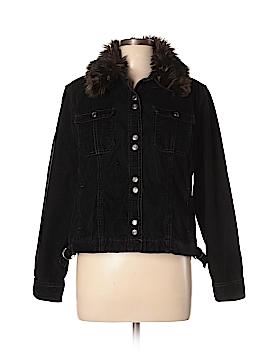 French Cuff Jacket Size XL (Petite)