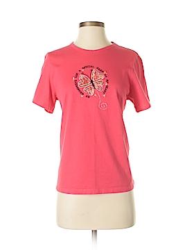 M&Co Short Sleeve T-Shirt Size M