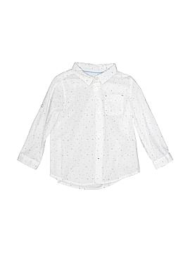 Zara Baby Long Sleeve Button-Down Shirt Size 12-18 mo