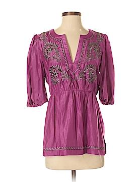 Theme 3/4 Sleeve Blouse Size S