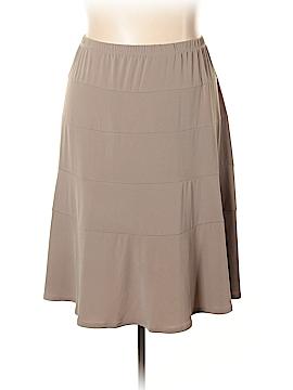 Simonton Says Casual Skirt Size 3X (Plus)