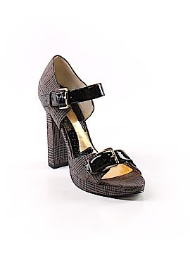 Zinc Heels Size 6 1/2