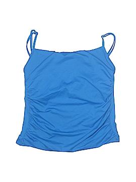 Miraclesuit Swimsuit Top Size 12D