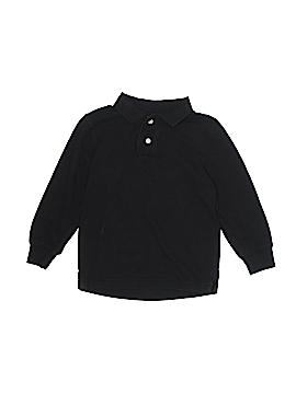 Gap Kids Long Sleeve Polo Size 4 - 5