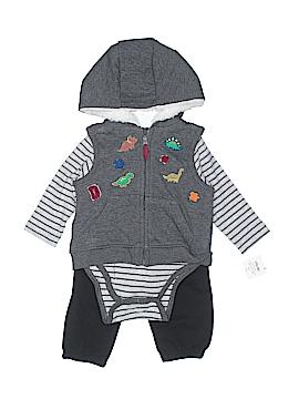 Little Me Vest Size 9 mo