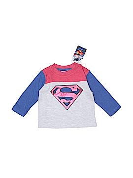 Superman Short Sleeve T-Shirt Size 12 mo